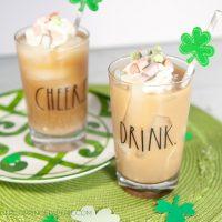 Irish Iced Coffee St. Patrick's Day Cocktail