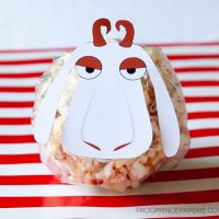 How to Train Your Dragon Popcorn Ball Sheep