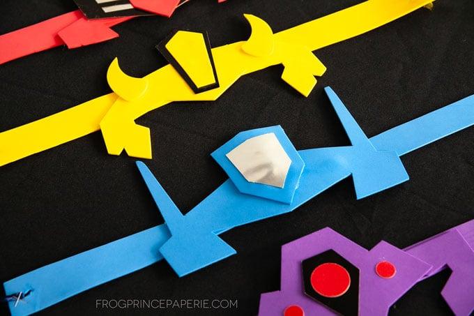 Transformers Headbands Party Activity