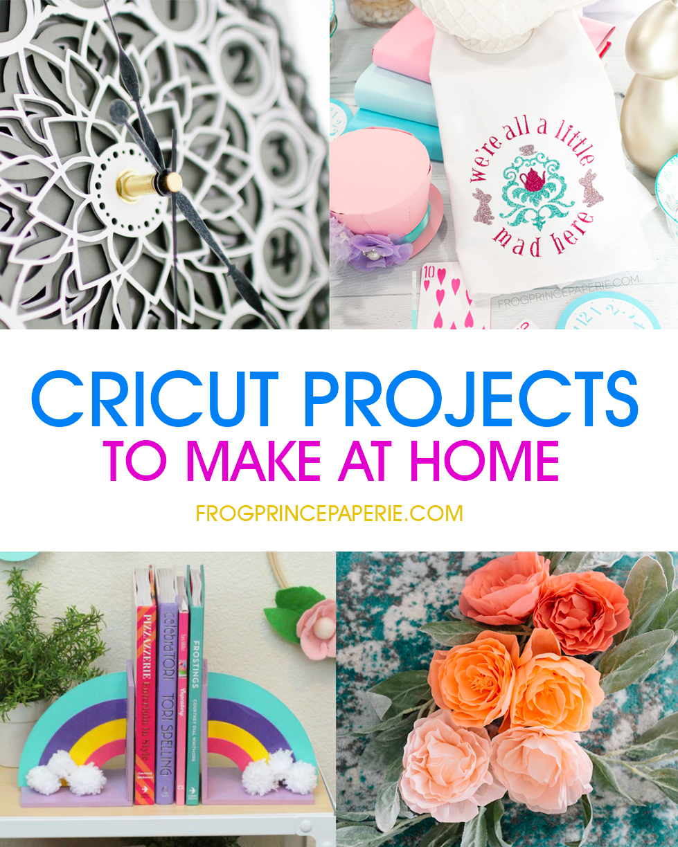 Cricut Projects to Make at Home to Make your Home Brighter
