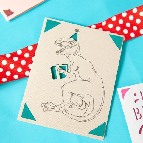 Make Cards with the Cricut Joy