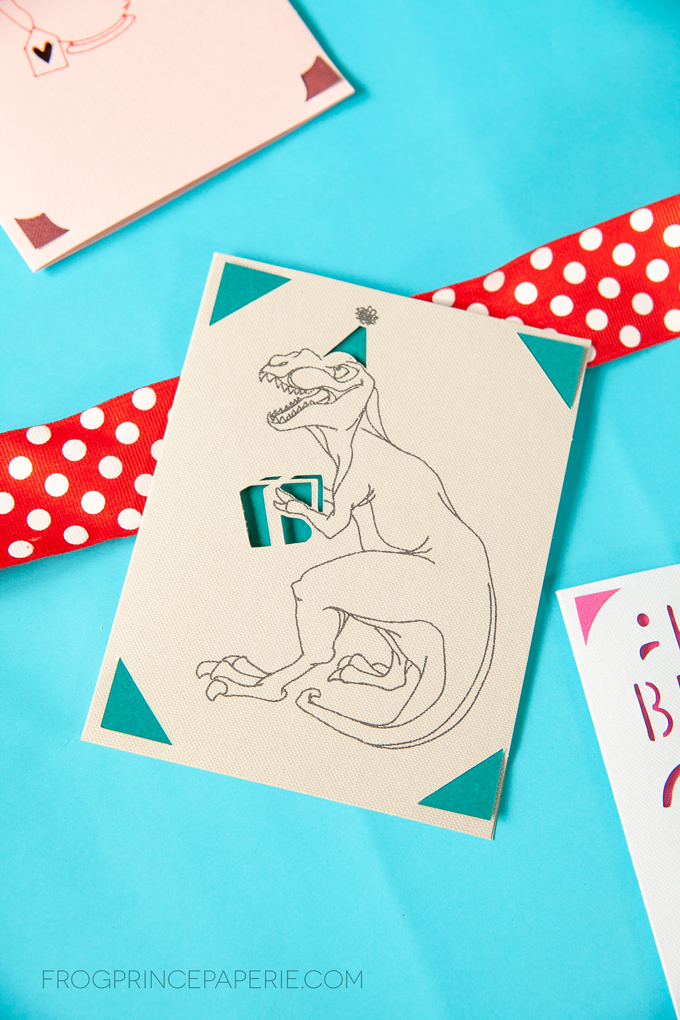 Three Little Things to do with your Cricut Joy
