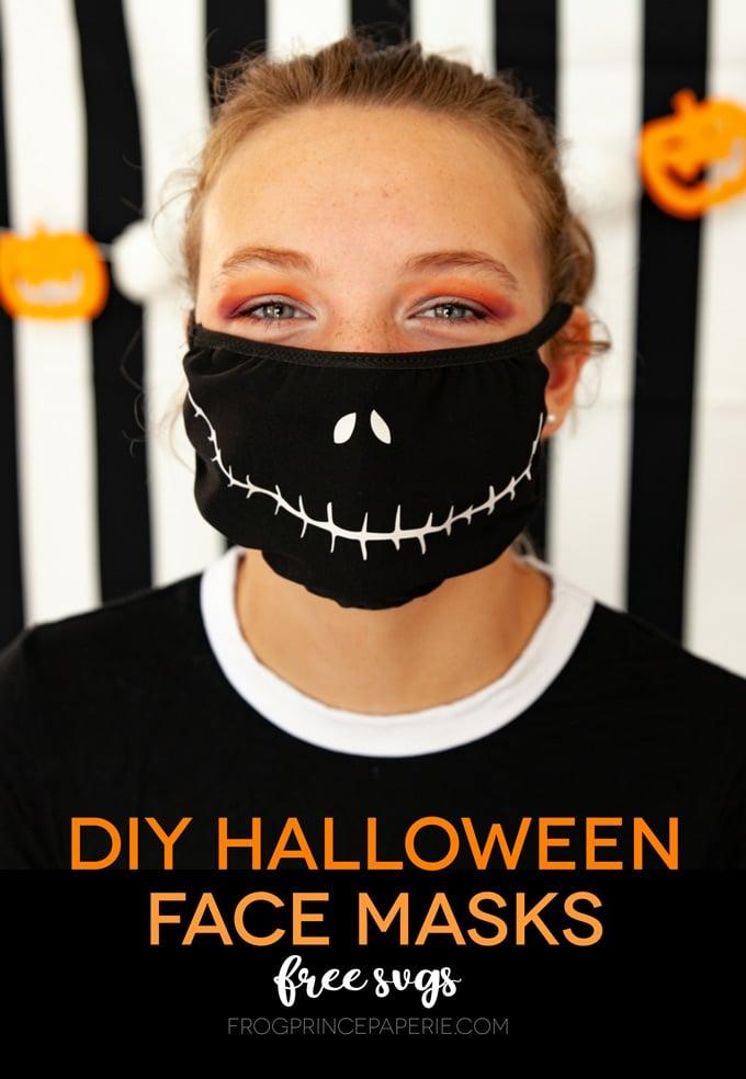 DIY Halloween Mask Ideas for Cricut