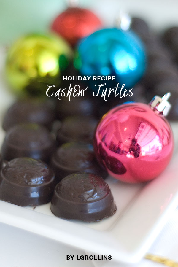 A season to sparkle holiday party inspiration #thepartyhop, cashew turtles recipe
