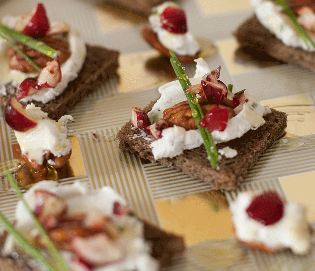 Christmas-Dinner-Party appetizer inspiration