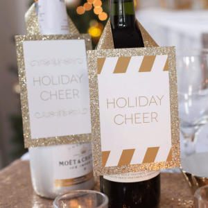 Holiday Cheer Christmas Dinner Party Inspiration