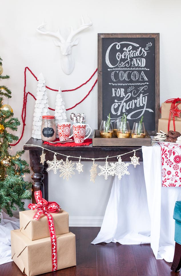 How to Host a Charity Party at Home