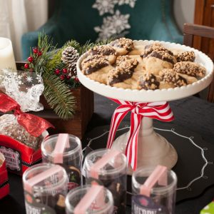 Cappuccino and Cookies Cookie Exchange for a Girls Night In
