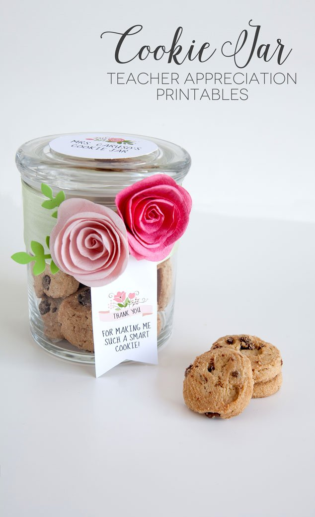 Smart Cookie Jar Teacher Appreciation Gift in 10 Minutes (or less!)