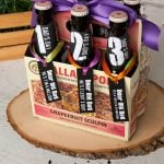 10 Minute DIY Father's Day Gift – A 6-Pack of Love!
