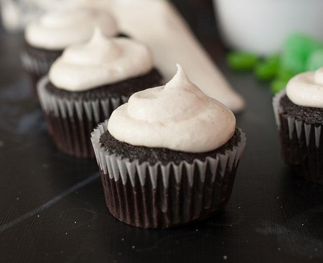 Dairy Free chocolate cupcakes-2