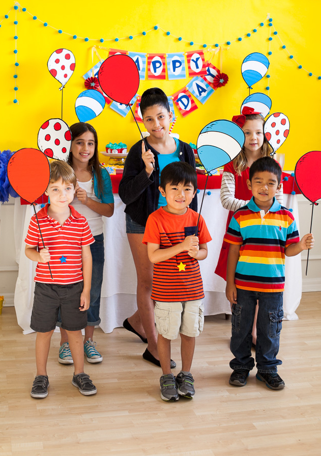 Dr Suess Birthday Party-111