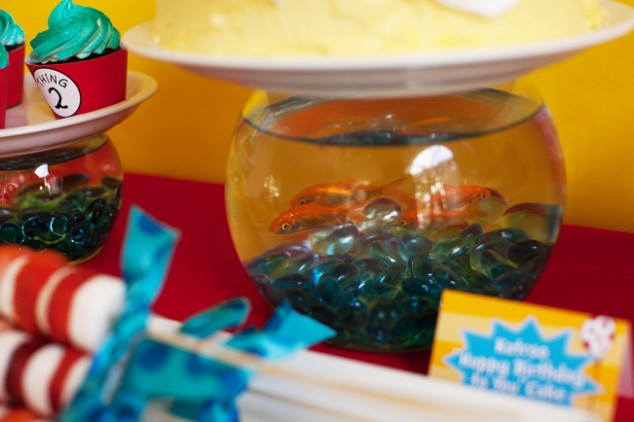 Dr Suess Birthday Party-5