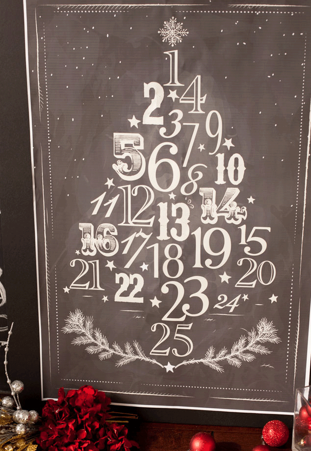 Free-Printable-Advent-Calendar-1