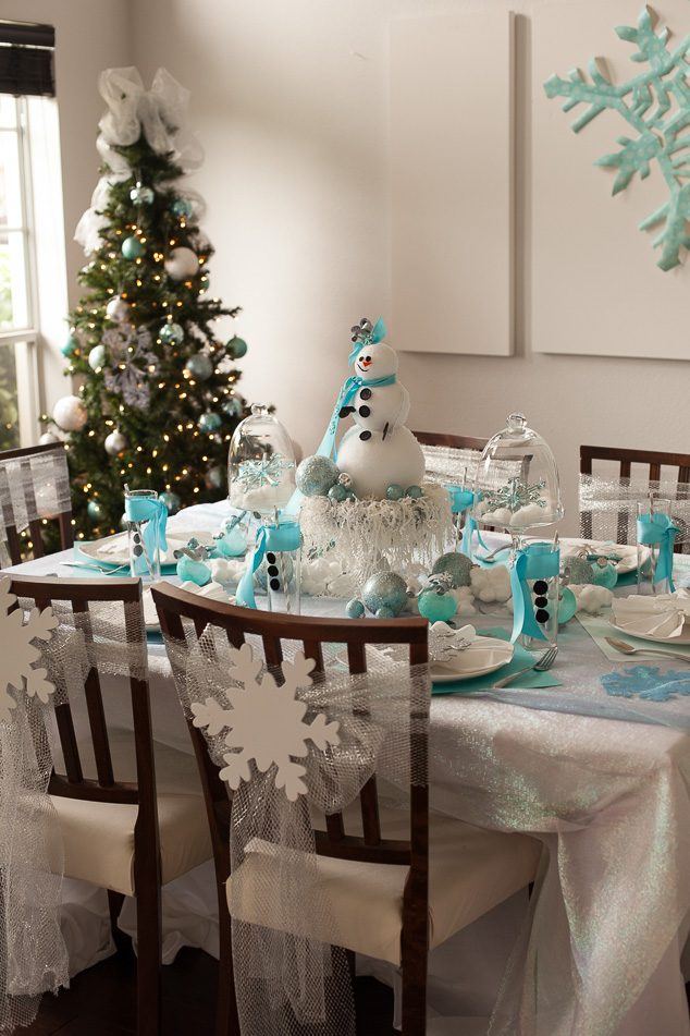 Frozen winter tablescape-7