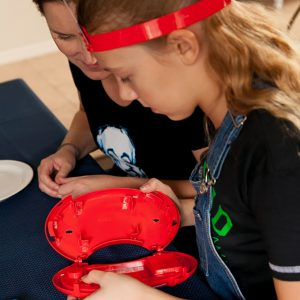 Family Game Night: Bring home the funny with Hedbanz™ Electronic