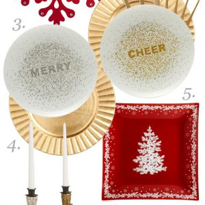 Inspiration for pieces to update your collections for the holidays