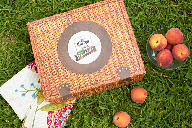 Iced Teagaritas and Mango Peach Salsa-1