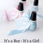 It's a Boy! It's a Girl! #freeprintable Free Printable baby shower tags