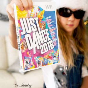 Our Holiday Tradition: The Christmas Dance Party