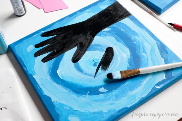 Kid-Canvas-Paint-Project-9