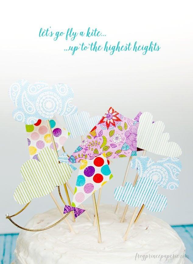 Kite-cake-topper-fly-a-kite