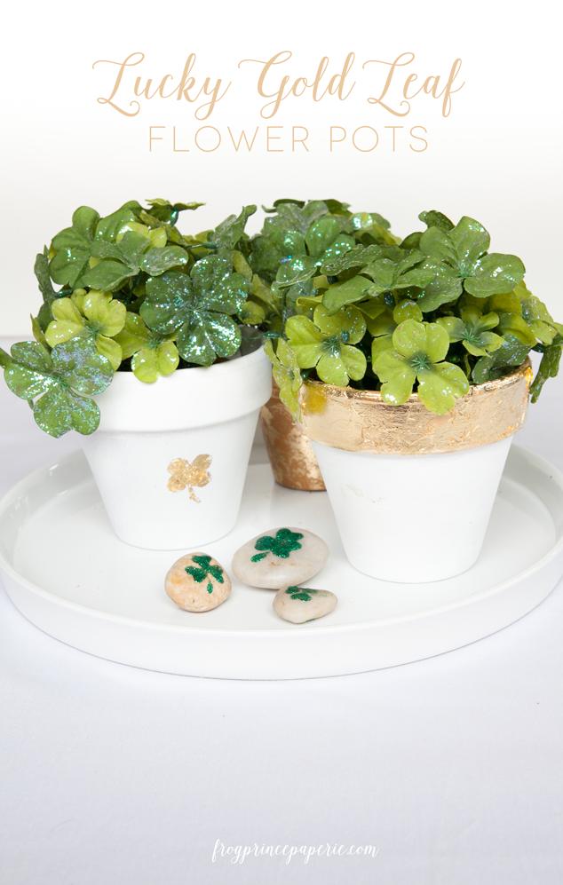 Lucky-Gold-Leaf-Flower-Pots