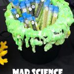 10-Minute Mad Science Bubbling Experiment Buckets