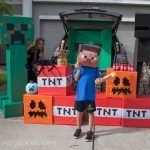 Minecraft Trunk or Treat Ideas