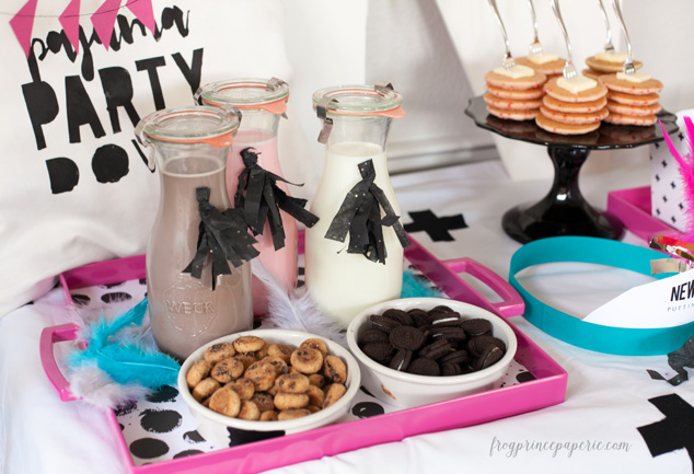 ... Family New Years Eve party ideas - throw a pajama party everyone can get  in on 16426dade