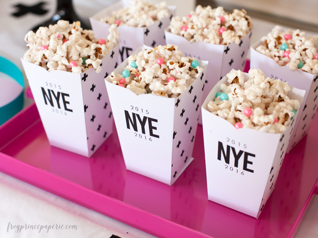 Ideas For Nye Party Food