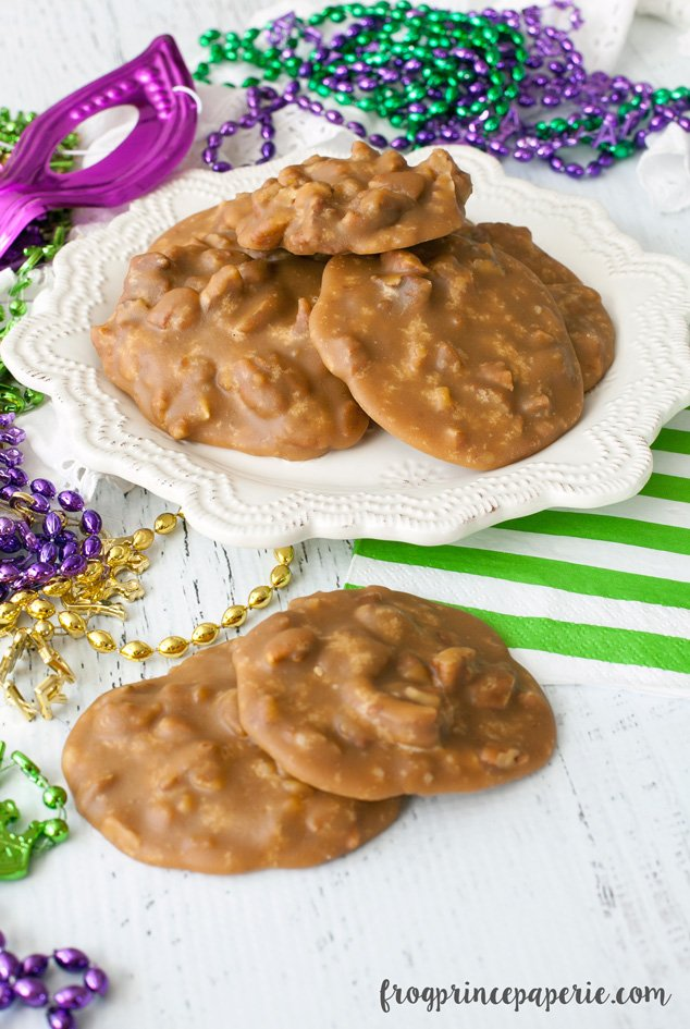 A perfect Pecan Praline recipe--have to try this one!