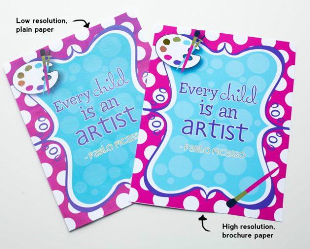 Paper-print-comparison