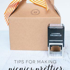 Tips for Making Picnics Prettier