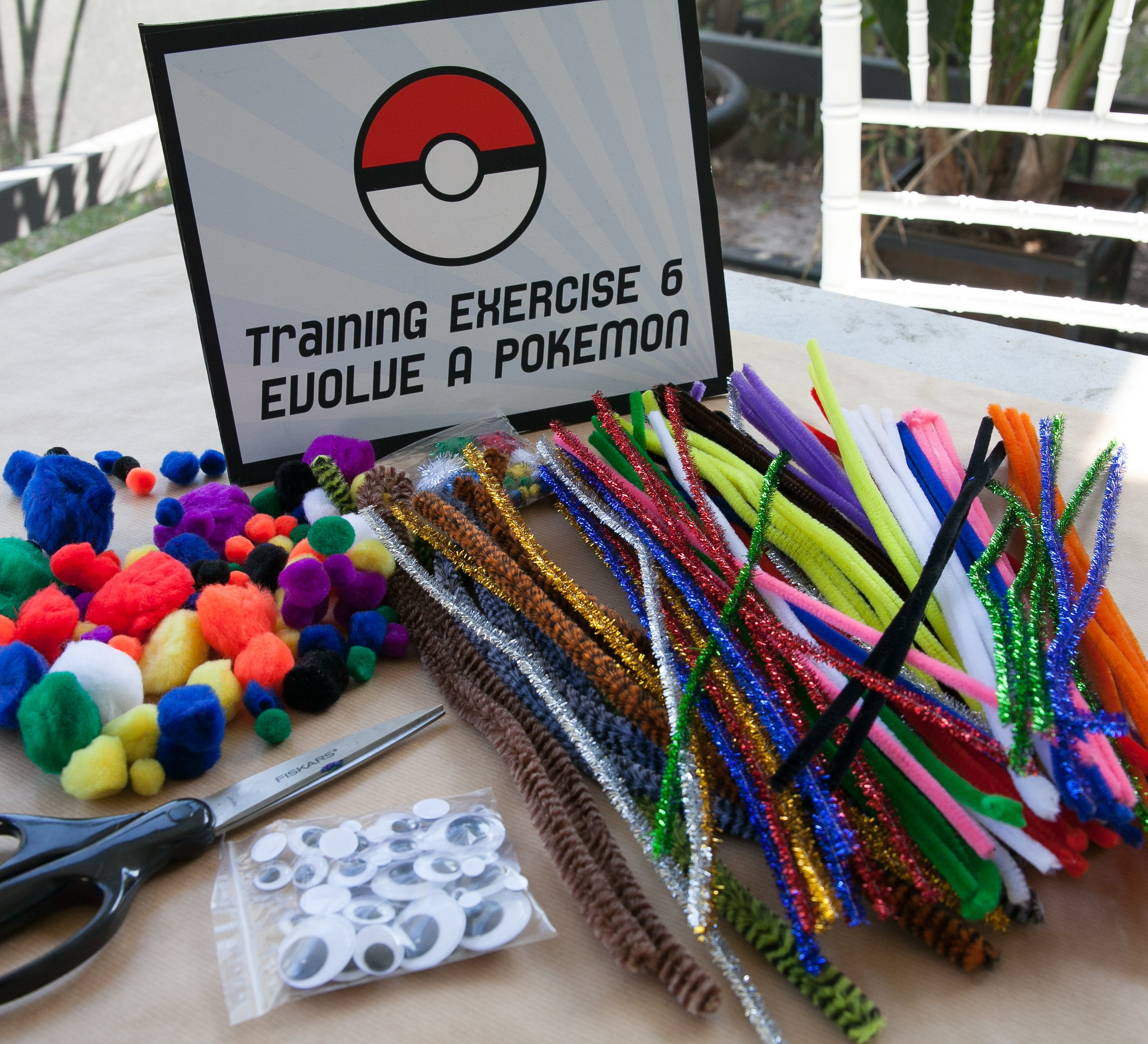 Easy Pokemon Party Games And Activities