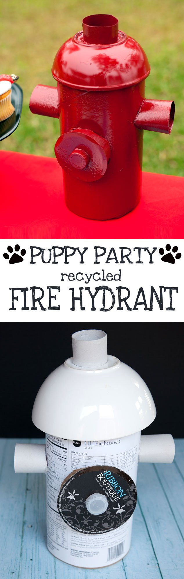 Fire Hydrant Red Paint