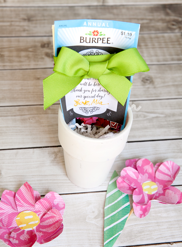 Baby Girl Shower Favors To Make