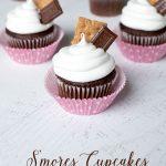 Bake Sale Recipe Winner: S'Mores Cupcakes