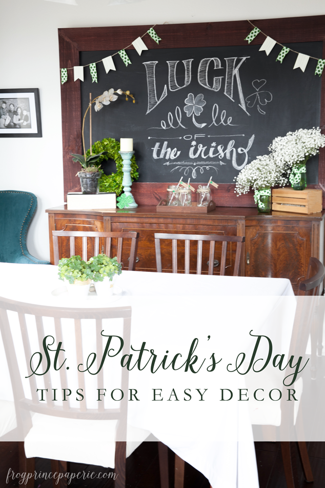 St-Patricks-Day-Easy-Decor