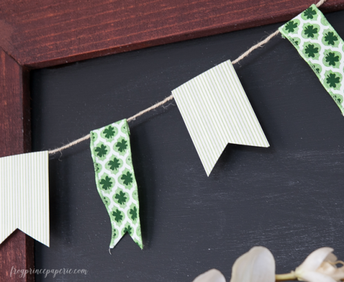 home decor stores erie pa st patricks day decor bunting frog prince paperie 12471