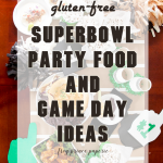 Gluten-Free Superbowl Party Food and Ideas: Buffalo Chicken Dip