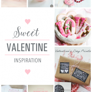 Sweet Valentines Day inspiration