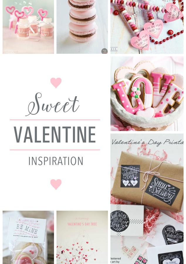 Sweet Valentines Day inspiration