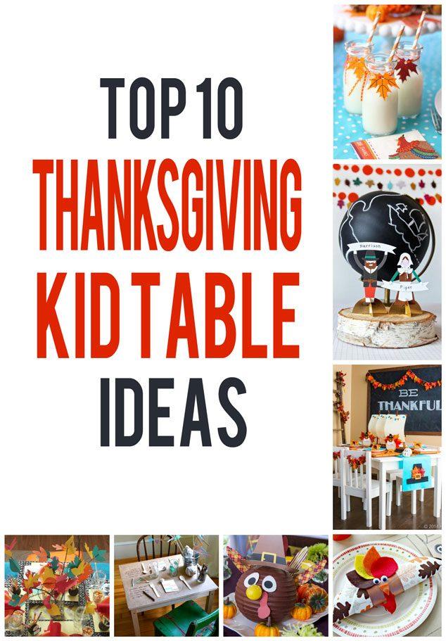 Thanksgiving-Kid-Tables