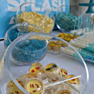 Emoji Make a Splash Pool Party