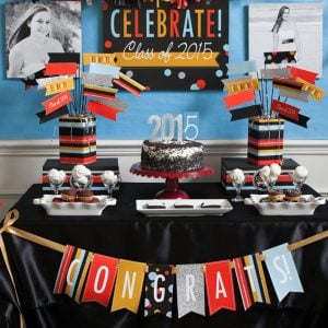 Free graduation printables to celebrate the class of 2015!