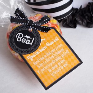 You've Been Booed! Free Printables to Delight Your Friends